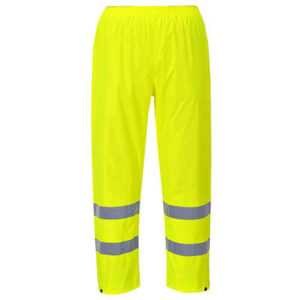 Rain Trouser Yellow