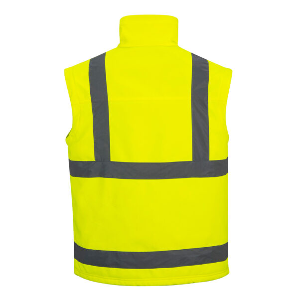 Hi Vis Softshell Yellow