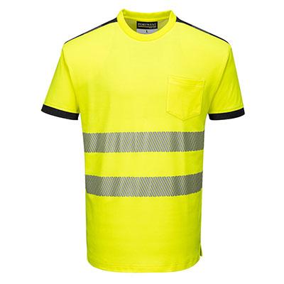 HI VIs Yellow/Black